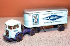 1/64 HARTOY AHL MACK CJ TRACTOR TRAILOR GILLETTE
