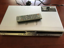Grabadora/Reproductor Dvd Pioneer DVR-433H-S 80GB Disco Duro HDD Plata Ultra Delgado