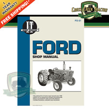 New Holland Tractor Parts for Ford Manual for sale | eBay on
