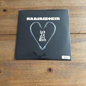 """Rammstein - Ich Tu Dir Weh 7"""" Vinyl Sealed"""