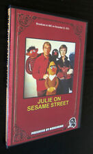 JULIE ON SESAME STREET DVD (TV 1973) Julie Andrews Perry Como Caroll Spinney