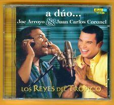 Joe Arroyo & Juan Carlos Coronel - A Duo, Los Reyes del Tropico - 2000 NEW CD