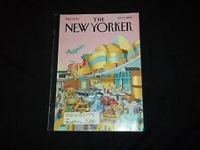 2001 JULY 2 NEW YORKER MAGAZINE - BEAUTIFUL FRONT COVER - C 3361