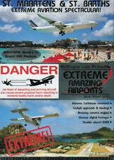 St. Maartens  & St. Barths Airport Extreme Aviation DVD