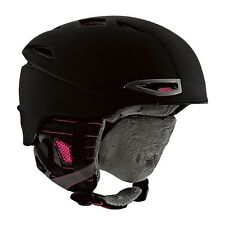 Burton RED Drift Women Snowboard Helmet (L) Black Pink
