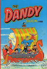 THE DANDY BOOK 1988 / FINE / UNCLIPPED.