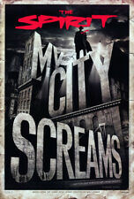 The Spirit - My City Screams Maxi Poster 91.5 x 61cm - Frank Miller(Sin City)