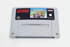 Super Nintendo Snes - Super Mario Kart MarioKart (EUR) Loose