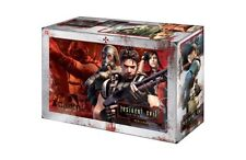 Resident Evil Deck Building Game Mercenaries Expansion Card Game Game Box Conta