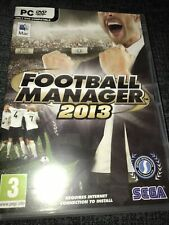 Football Manager: 2013 (JUEGO PC) Superfast envío