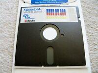 LEGO TC Logo - Super Rare DACTA IBM - Floppy Disk 5.25in for 966 Master Disk