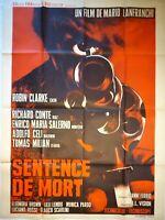 Plakat Kino Western Sentence Von Tod Mario Lanfranchi - 120 X 160 CM