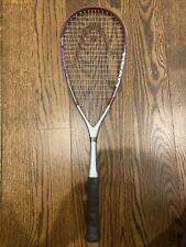 Head Ti.150 Power Zone Titanium Squash Racquet