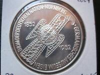 BRD  5 DM  Germanisches Museum -Neuauflage  aus Jahr 2004 (642)