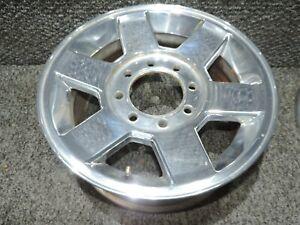 """2010-2013 Ram 2500 17"""" Factory OE POLISHED Wheel 8X165.1 Hol # 2383 560-2383 #2"""