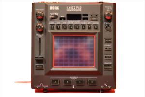 Gebraucht KP-3 Kaoss Pad Korg Kp 3 Dynamischer Effekt Sampler Sequenzer
