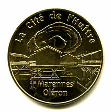 17 MARENNES Cité de l'huître, 2008, Monnaie de Paris