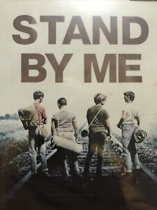 Stand By Me - Blu Ray Collectible VHS 📼Packaging - Limited Edition 617/1000 New