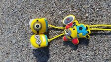 Despicable Me In-ear Headphones Earbuds 3.5mm Include 3 Additional Earplug Cover