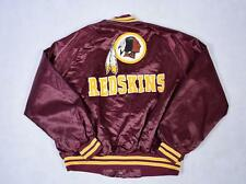Large Vintage Washington Redskins 90's Bomber Jacket
