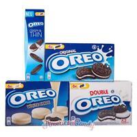 OREO Cookie MIX: 56 x OREO - Kekse im Mix (4 verschiedene Sorten kennenlernen)
