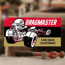 Dragmaster Boy racing Pegatina Sticker Wheels dragracing Hot Rod dragster