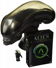 NEW Alien Quadrilogy 25th Anniversary Head Figure DVD Set From Japan Very RARE!!