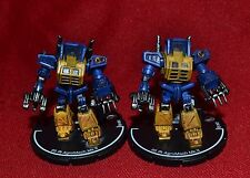 MechWarrior Miniature Fire For Effect AgroMech Mk II Veteran #62 Lot 2