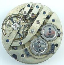 L. Reymond High - Grade Swiss Pocket Watch Movement - Spare Parts / Repair