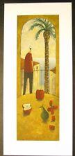 """Original Giclee by Didier Lourenco """"Hombre"""""""