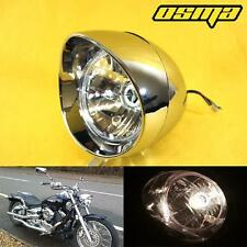 SUZUKI INTRUDER Volusia VSTROM 700 800 1400 CHROME CUSTOM MOTORCYCLE HEADLIGHT