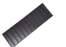 Warensicherung Klebe-Etikett AM Label schwarz 58Khz 1000 Stück