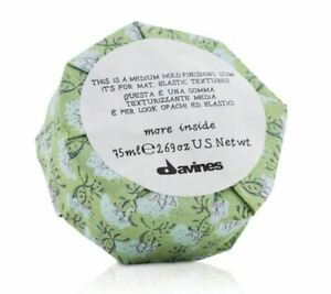 Davines More Inside Texture This Is A Medium Hold Finishing Gum 2.5oz