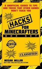 Hacks for Minecrafters Box Set: 6 Unofficial Guides to Tips and Tricks That Othe