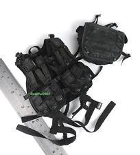 1/6 Scale Hot Toys Seal Team 5 VBSS Commander Flotation Vest + Backpack