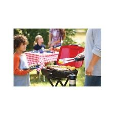 Portable Grill Propane Stove Collapsible Wheel Stand Camping Outdoor BBQ Cooking