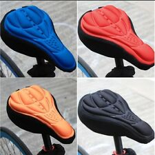 Mountain Bike Cycling Thickened Extra Comfort Seat Cover Ultra Soft Silicone Pad