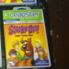 Leap Frog Leapster Scooby-Doo Learning Game