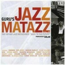 Guru - Guru's Jazzmatazz V (NEW CD)