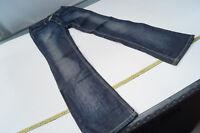 ESPRIT Denim 94107 Damen Bootcut Jeans stretch Hose Gr.36 long blau Schlag TOP