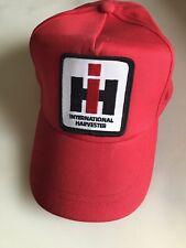 International Harvester Mesh Trucker Hat Adjustable Toppers Snap Back