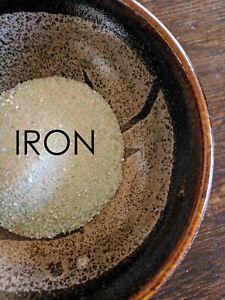 IRON - Natural Dye Mordant - Powder Form - 25 grams - Free Shipping USA