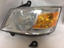 2008 - 2010 Dodge Grand Caravan Headlight OEM LH (Driver)   OEM