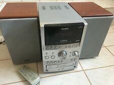 Sony HCD-SPZ 50 Kompakt-Stereoanlage, CD, MC, Tuner