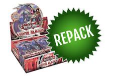COSMO BLAZER CBLZ Booster Box Repack! 24 Opened YuGiOh Packs In Box! 200+ Cards!