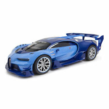 Blue BUGATTI VISION GT - 1/12 RC Remote Control Car - 2.4 GHz Pro System - Boxed