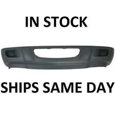 NEW - Textured Gray Front Bumper Lower Valance for 2001-2003 Ford Ranger W/o fog
