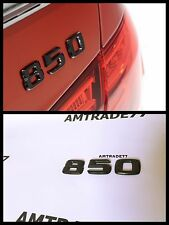 BRABUS Style 850 of emblems  for Mercedes Benz set G E S CLS C and other model