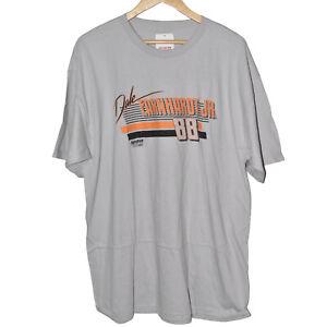 Dale Earnhardt Jr 88 Hendrick Motorsports T-shirt NASCAR Men's Sz XL Tribute