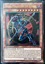YuGiOh Dark Magician of Chaos Ultra Rare DUSA-EN054/YGLD-ENC02 1st Edition NM